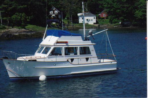 1986 Island Gypsy Sedan Trawler (Hull #58)