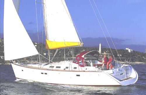 2004 Sunsail Oceanis 473