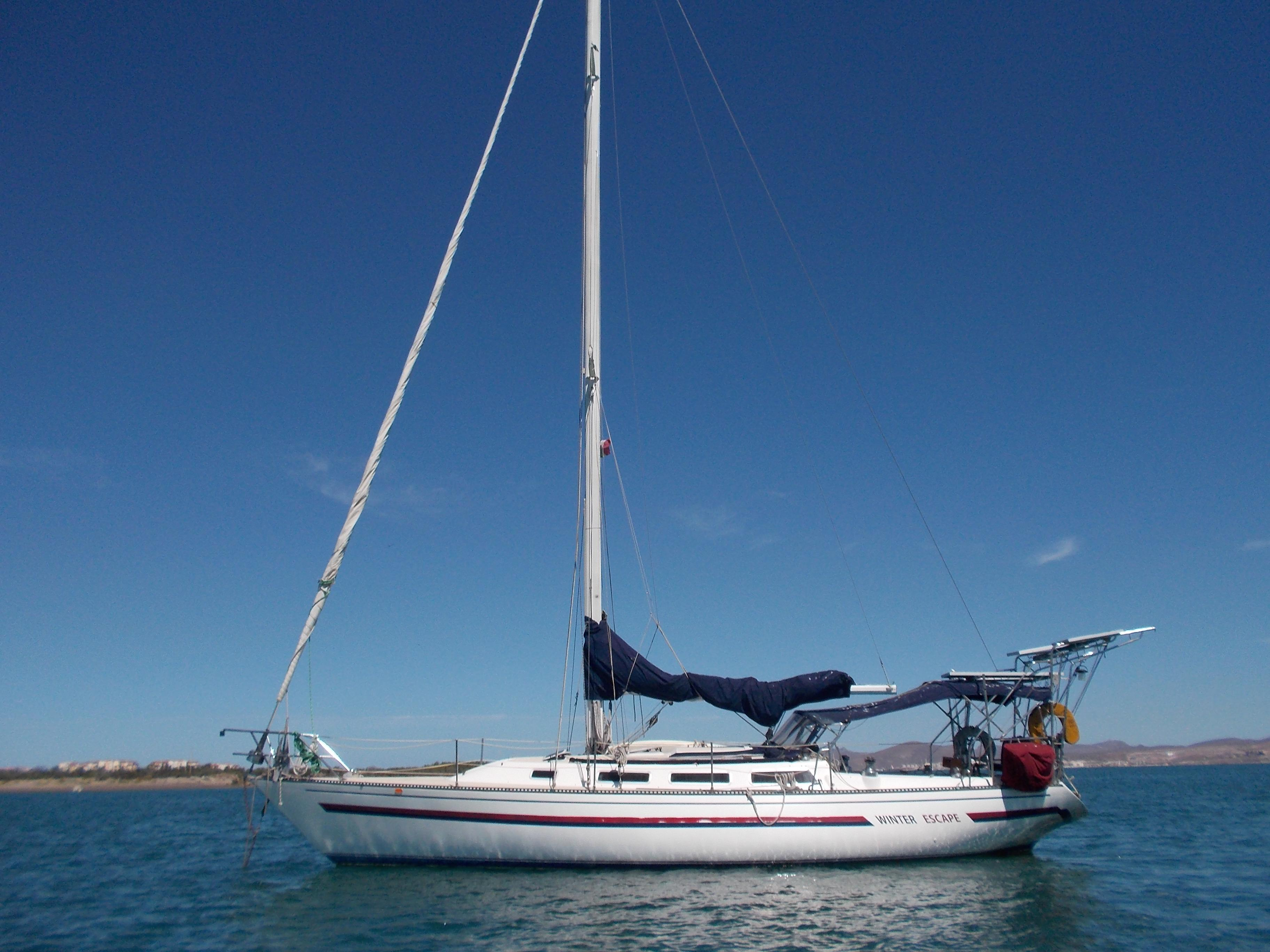 38' Catalina C38+Boat for sale!