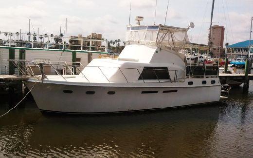 1962 Hatteras Double Cabin Motor Yacht