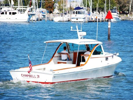 2016 Campbell Custom Yacht 31