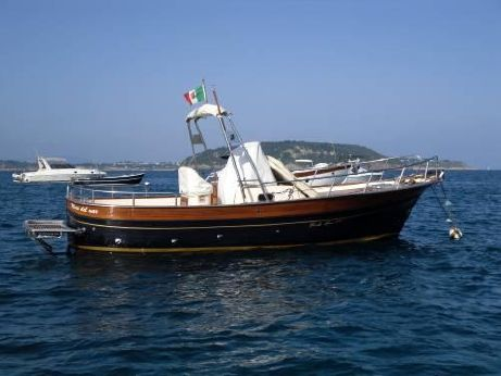 2005 Fratelli Aprea Sorrento 7,50 open