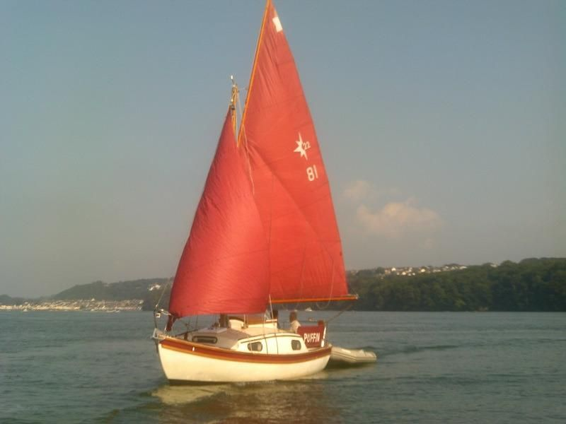 . 1961 Westerly 22 Sail Boat For Sale   www yachtworld com