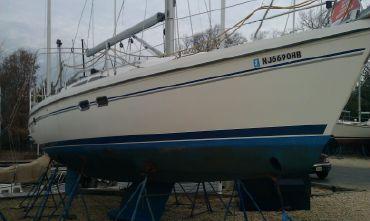 2009 Catalina 387