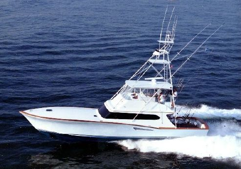 1996 Custom Carolina Island Boat Works Sportfish