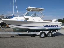 1997 Wellcraft 210 Coastal