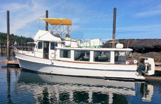 1973 Pacific Trawler 37