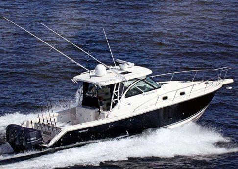 2009 Pursuit OS 375 Offshore
