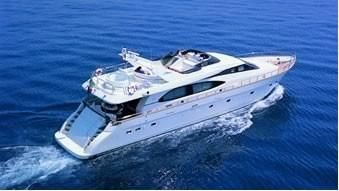 2002 Azimut 85 Ultimate