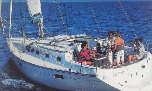 1993 Beneteau 370