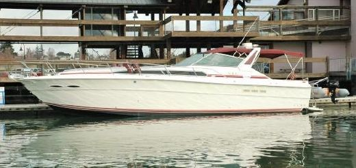 1990 Sea Ray Express Cruiser