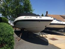 2005 Chaparral SSI Open Bow