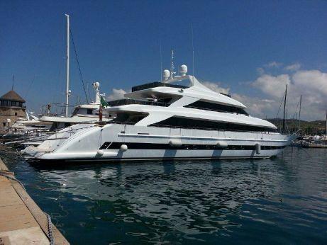 2009 The Italian Sea Group (admiral / Tecnomar) 44 m