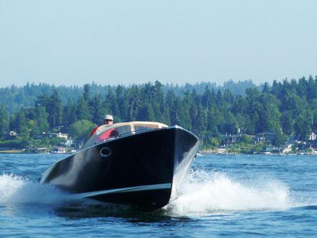 2012 Winner Yachts Admirals Tender 850