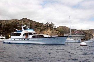 1973 Stephens 76' Motor Yacht