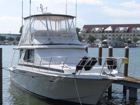 1988 Chris Craft 392 Commander