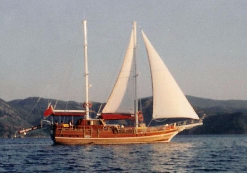 2002 Turkish Gulet Ketch 62'