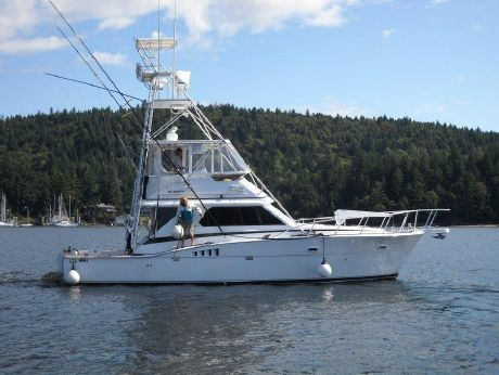 1985 Chris Craft Tuna Sportfish