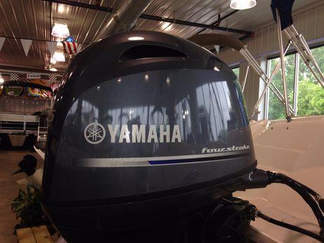 2017 Yamaha Outboards F-115XB