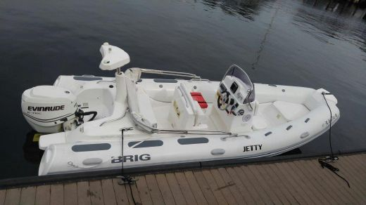 2013 Brig Inflatables Eagle 580