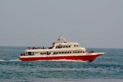1998 Gulf Craft Ferry Fishing Whale Watch