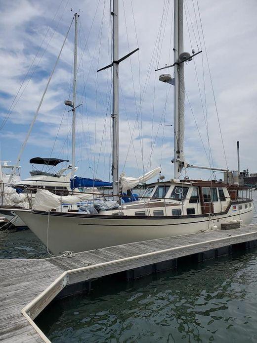 Used Nauticat 44 Fiberglass Prices - Waa2