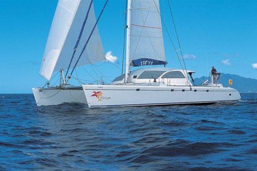 2002 Pinta Catamaran Orphee 65