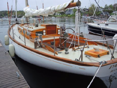 1966 K. Aage Nielsen Sloop