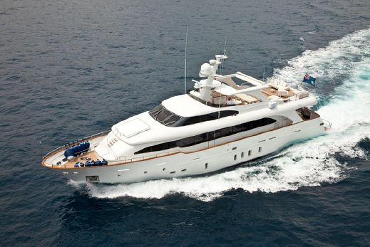 2010 Benetti Sail Division Navetta 90