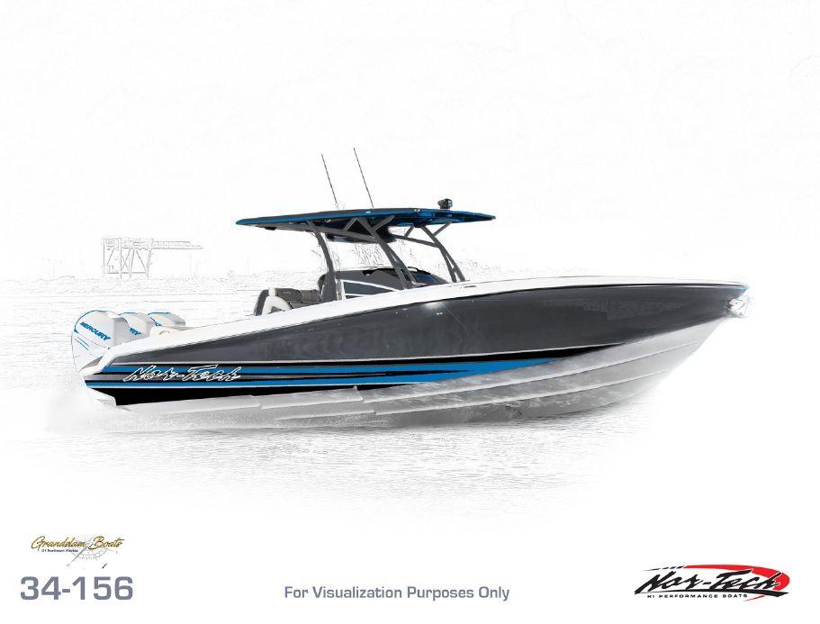 2019 nor-tech 340 sport