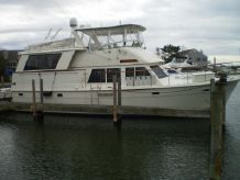 1984 Atlantic 47 Motoryacht MINT