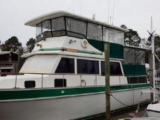 1984 Californian Aft Cabin Motor Yacht