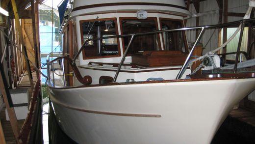 1977 North Sea Trawler