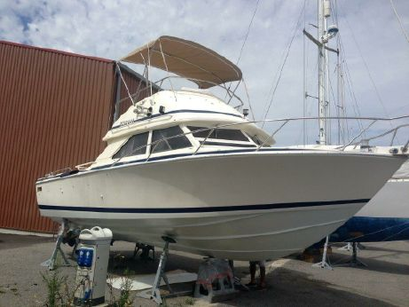 1992 Bertram 28 Flybridge CRUISER