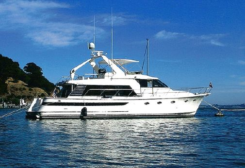 1991 Ocean Alexander 540 Pilothouse