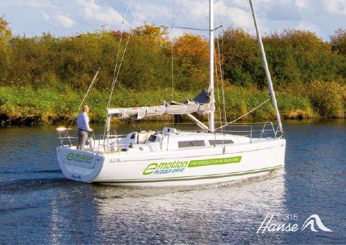 2016 Hanse 315