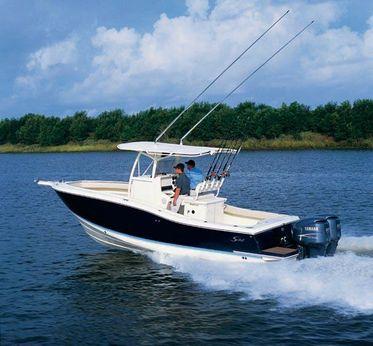 2004 Scout Boats 280 Sportfish