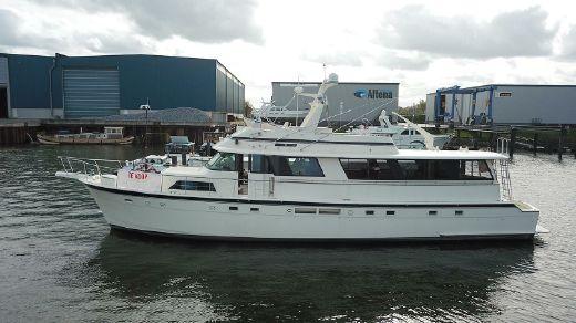 1985 Hatteras 70 Cockpit Motor Yacht
