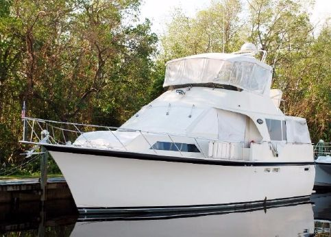 1990 Ocean Yachts 48 Motoryacht