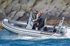 2020 Highfield Ocean Master 460