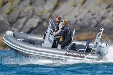 2019 Highfield Ocean Master 460