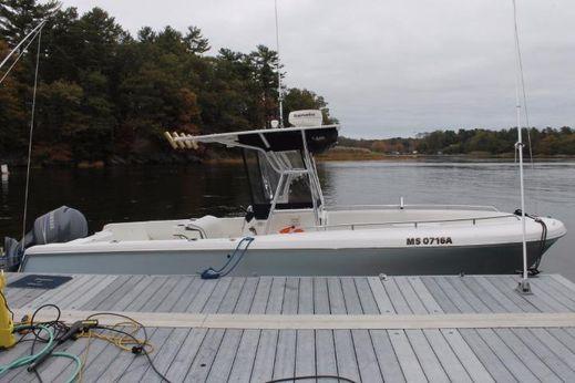 1998 Blue Fin 250 ProFish CC