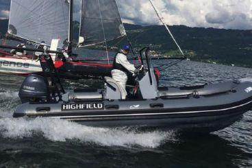 2020 Highfield Ocean Master 540