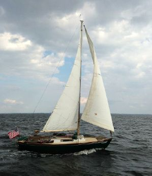 1962 Sailboat Sailmaster 22 Sloop