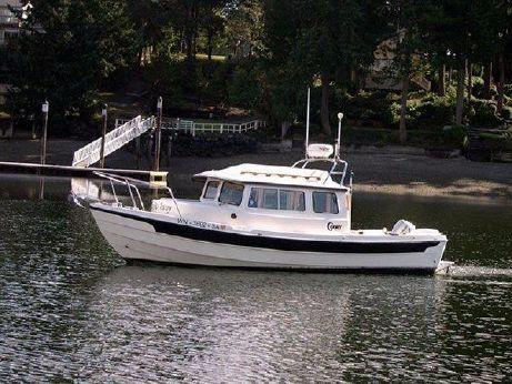 2006 C-Dory Cruiser 22