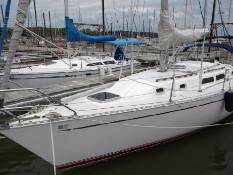 1985 Islander Yachts 34-2