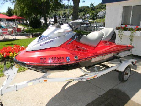 2004 Sea Doo GTX 4-Tec Wakeboard Edition