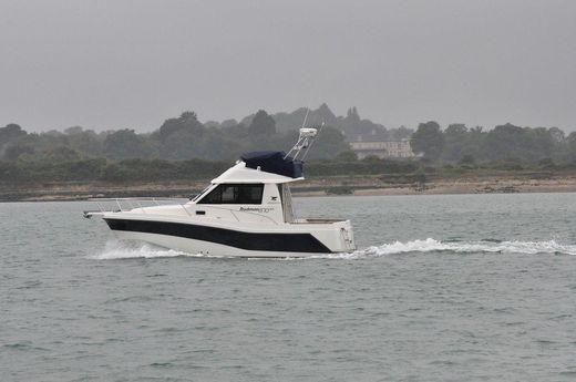 2011 Rodman 870 Flybridge