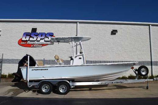 2017 Sportsman Boats MASTERS 227