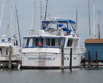 1988 Defever Offshore Cruiser 53